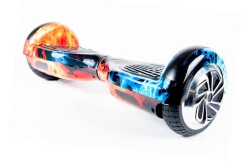 giroskuter smart balance wheel 6 5 krasno sinij ogon