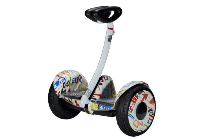 MiniRobot samara grafiti belyj