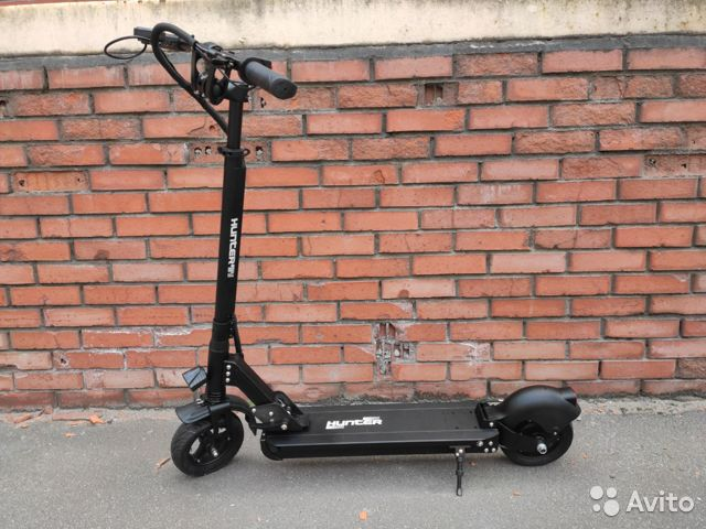 Электросамокат Hunter GS 01 купить в Самаре